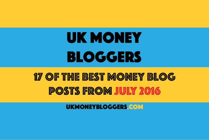 july 2016 money blogger round-up