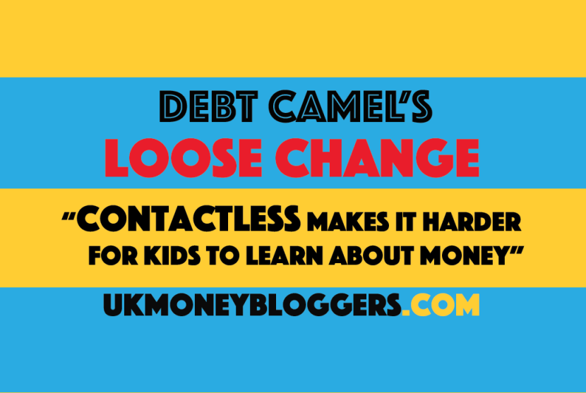 Debt Camel's Loose Change Contactless