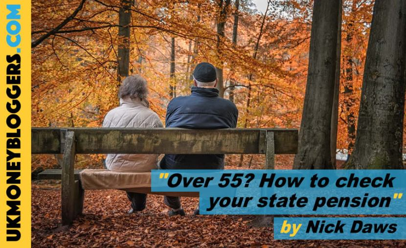 If you are over 55, check what state pension you will get