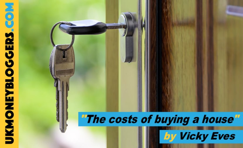 Loose change - the unexpected costs of buying a house by Vicky Eves