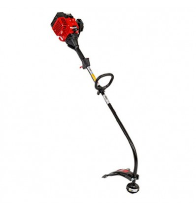 LAWNFLITE MTD 500 Petrol Trimmer, Curved Shaft, D Handle