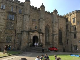 "University College, Durham, informally known as ""Castle"" (with no article)"