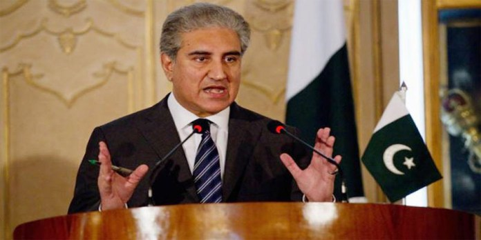 Foreign Minister Shah Mehmood Qureshi on Kashmir Issue