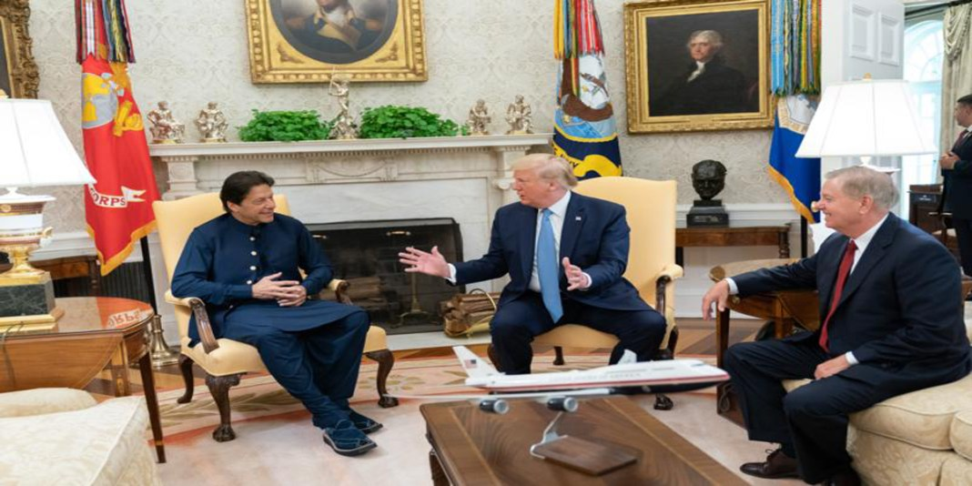 imran khan and donald trump meeting