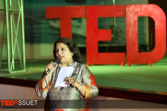 huma kirmani, the writer, novelist and human rights activites