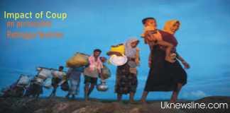 Impact of Coup on Rohingya Muslims