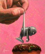 eric joyner robot and donut