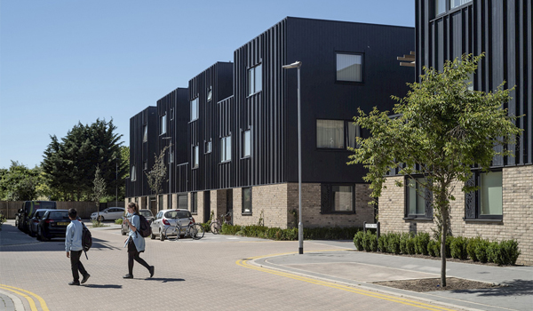 Zero carbon case study - Virido, Cambridge
