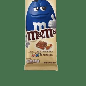 Milk Chocolate Minis & Almonds 110.6 Gr. M&M's