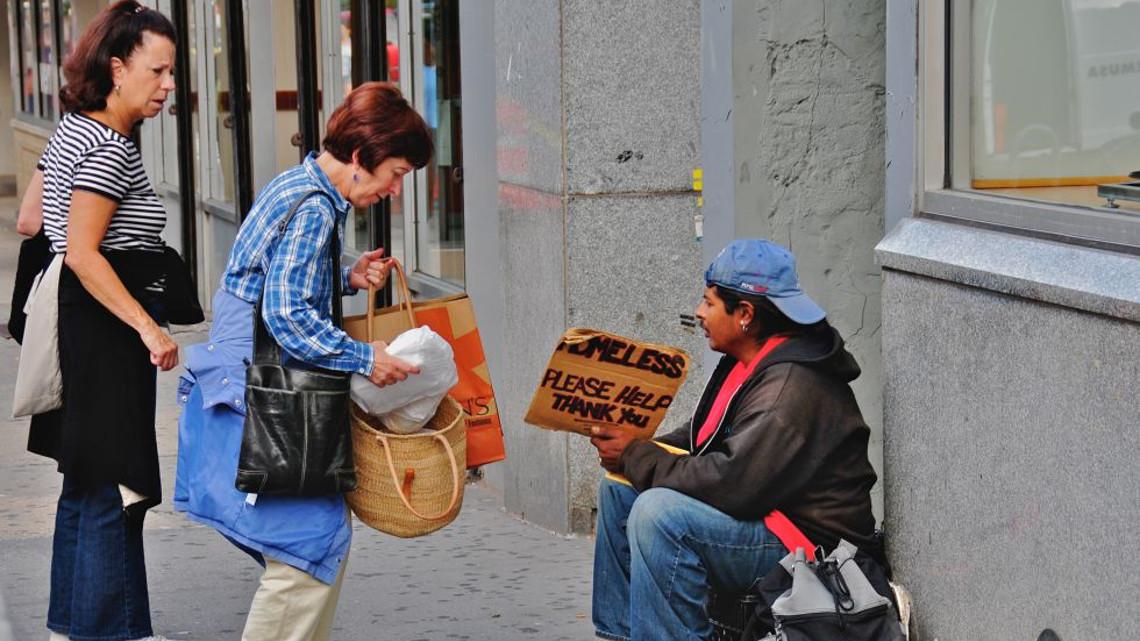 Допомога бідним