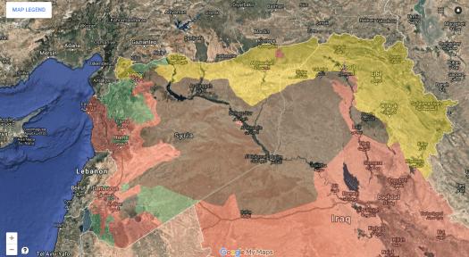 Сирия, Ирак