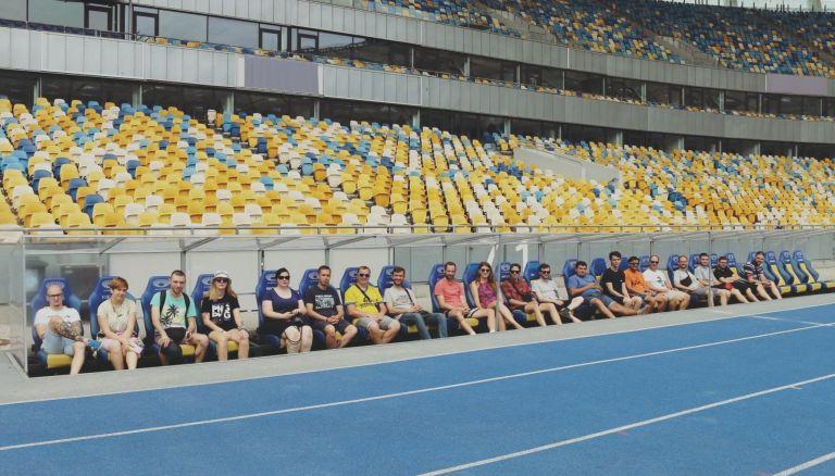 Проект «Зміна воріт – активність та культура пам'яті у футболі» у Києві
