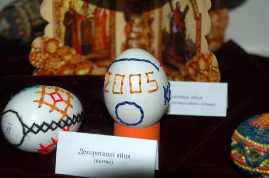 Pysanka museum, Kolomiya, Ukraine view 6