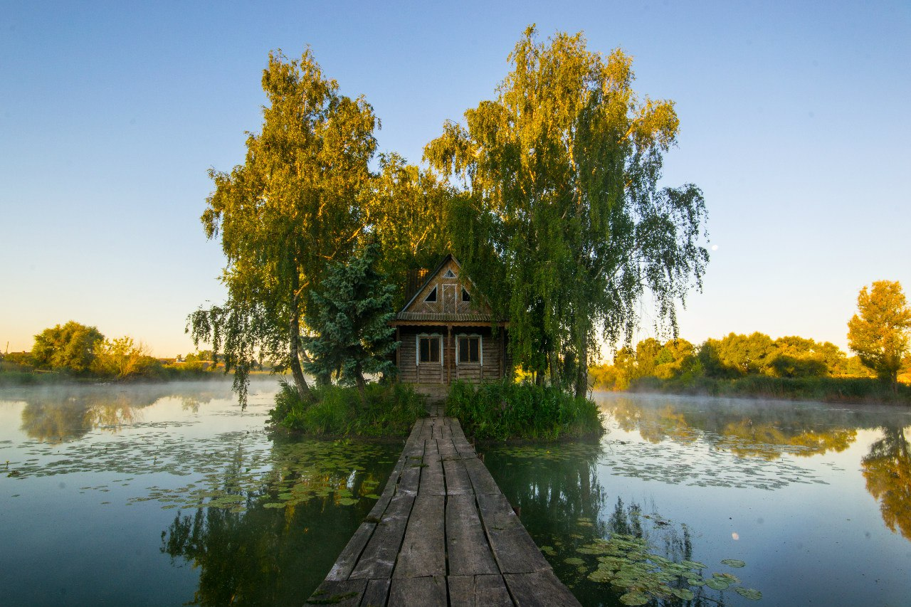 Small Lake House Plans