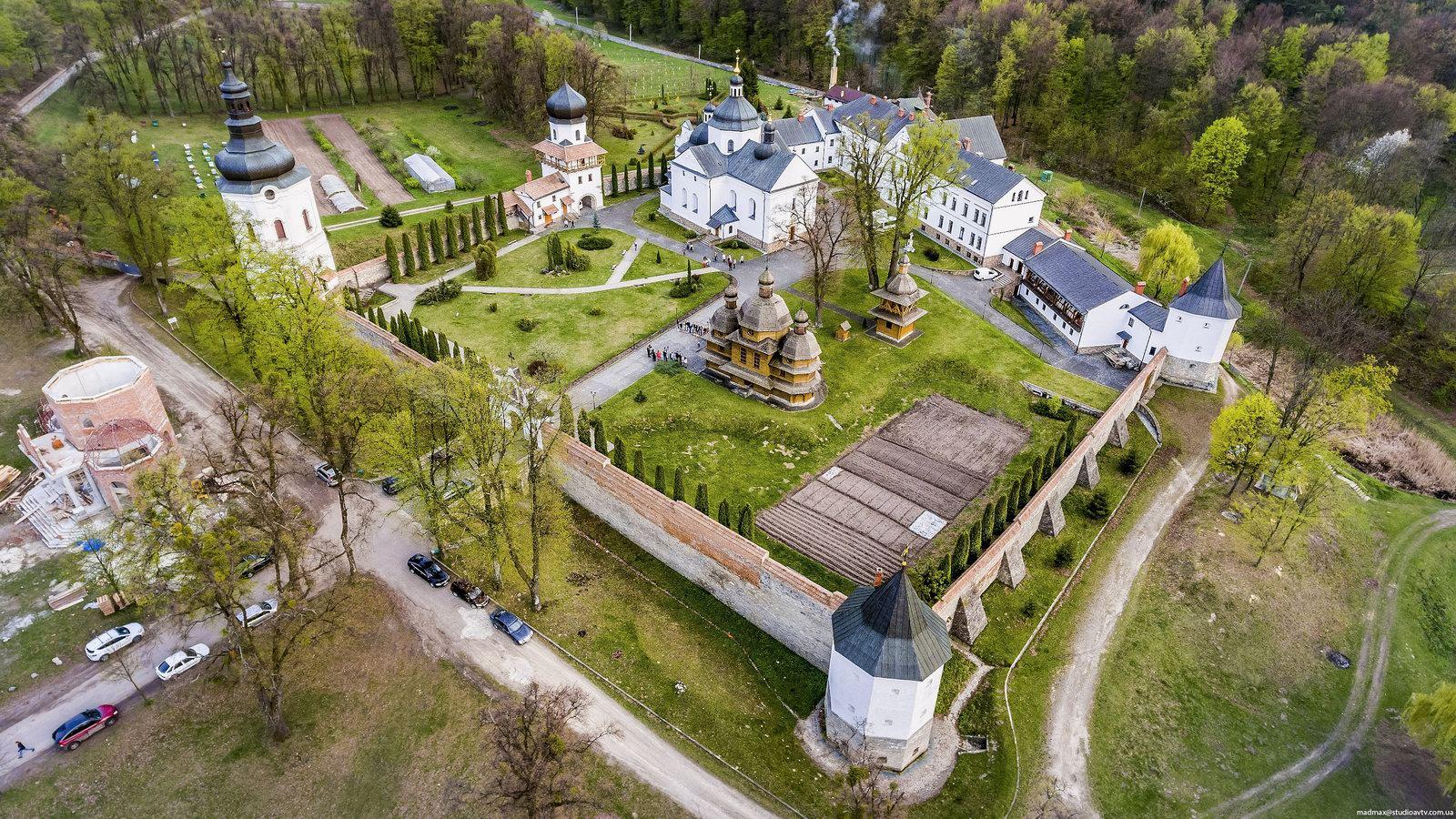 Greek Catholic Monastery In Krekhiv Ukraine Travel Blog