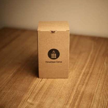 Коробка Насыпные Свечи маленькая