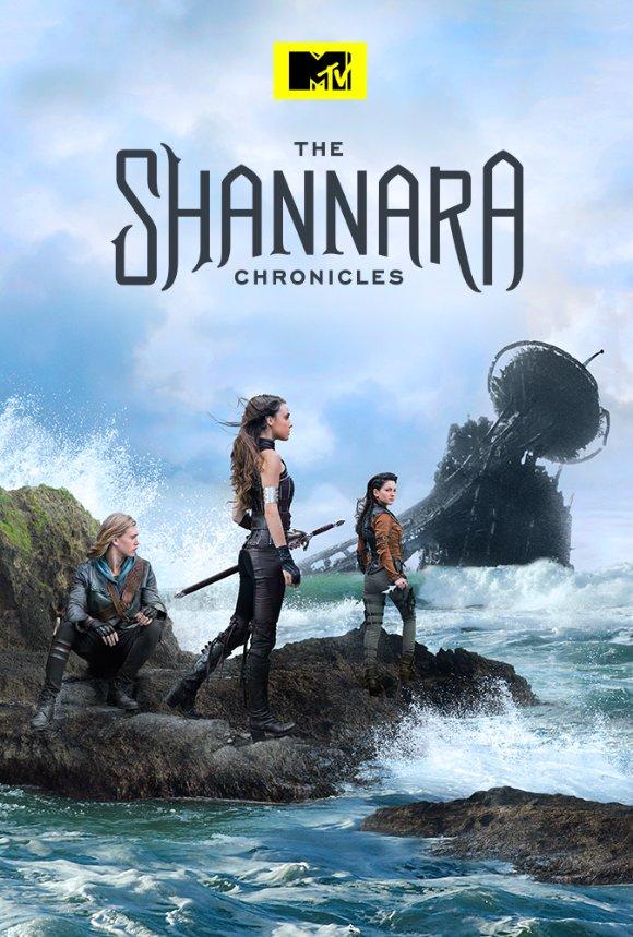 Les Chroniques De Shannara Saison 3 : chroniques, shannara, saison, Shannara, Chronicles, Season, Starts, [Renewed?]