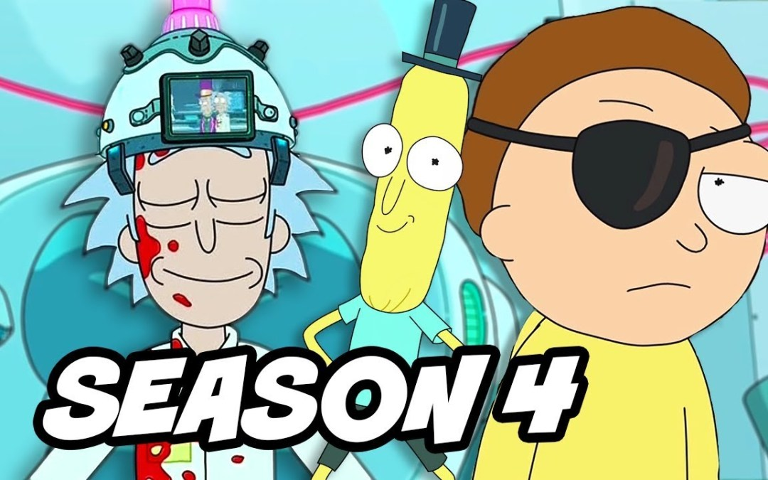 Rick and Morty Season 4 Episode 1 UK Release Date