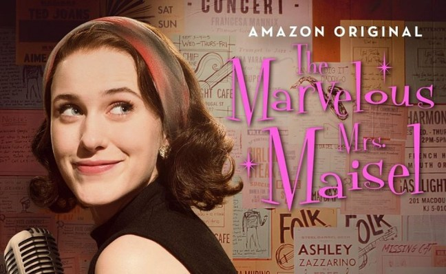 The Marvelous Mrs. Maisel Season 2 Episode 1 UK Release Date