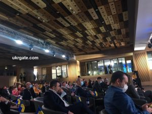 Ukrgate in a Special Coverage of the 30th Infrastructure Ukraine Conference!