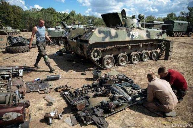 Минск-2 намеренно сорван Россией