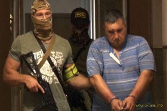 «Українського диверсанта» Панова доставили в суд