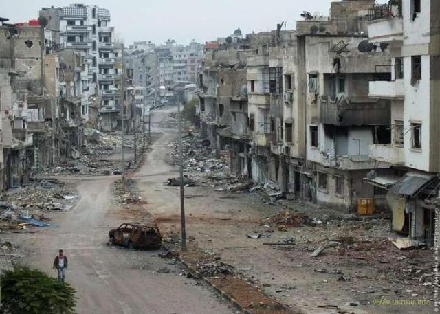 Сирия после прихода Российских «миротворцев»
