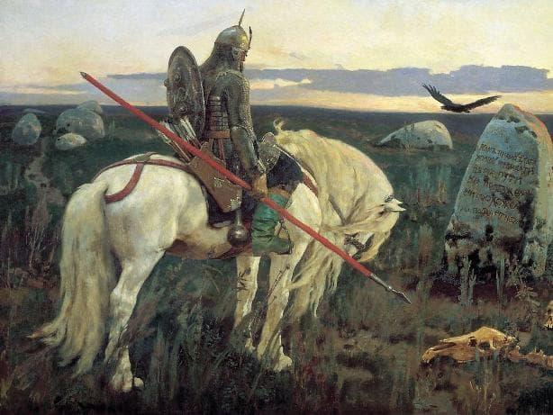 Илья Муромец родился недалеко от Киева — в Моровске под Черниговом, а не в Муроме