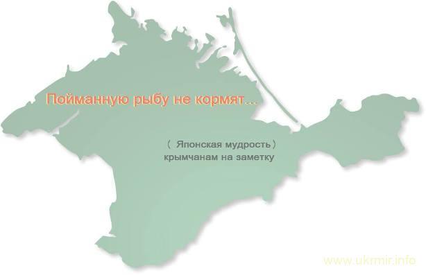 Отрывки реальных диалогов с Крыма