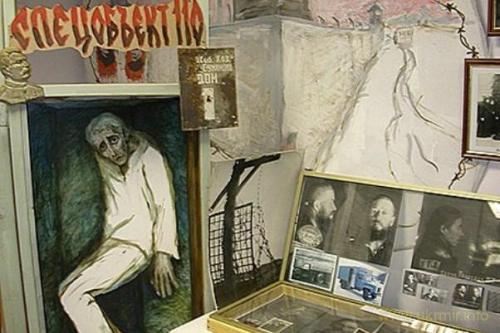 Пыточная тюрьма Сталина: монастырь, ставший преисподней