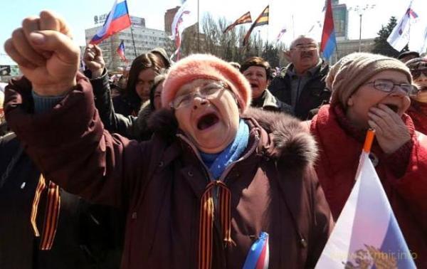 Украина имеет право самообороняться и не несет ответственности за ситуацию на временно оккупированных территориях