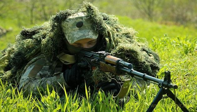Донбасс - снайперские войны