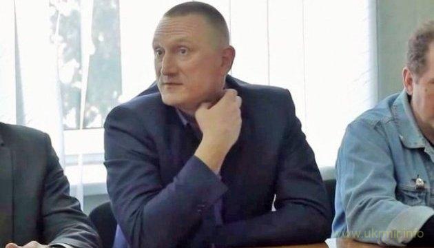 Пророссийский мэр Доброполья бежал за паребрик