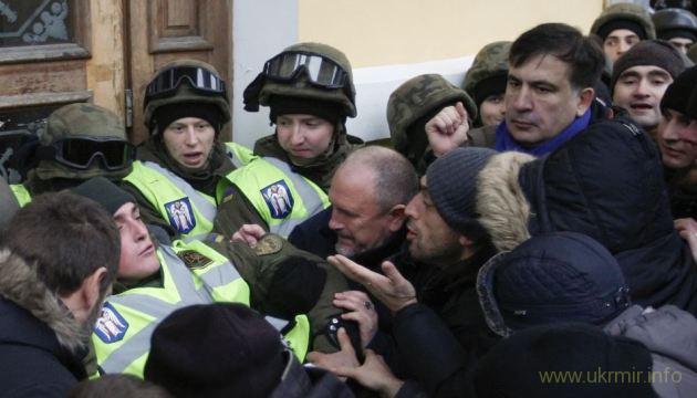 «Підкоп» Саакашвілі під державність України