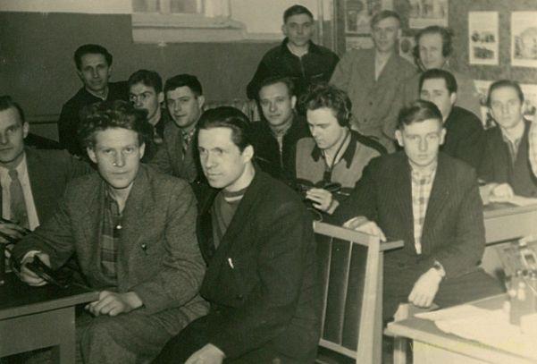 Из-за его опыта ликвидатора в Рязани дедушку отправили на курсы дозиметристов. Фото из архива Таисии Фоминой
