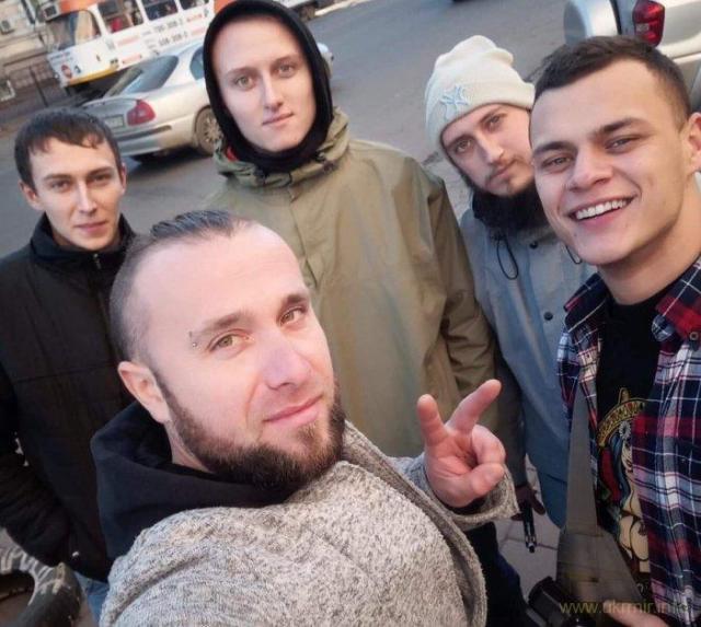 Одесити завітали до філіалів ФСБ - ОПГ-МП