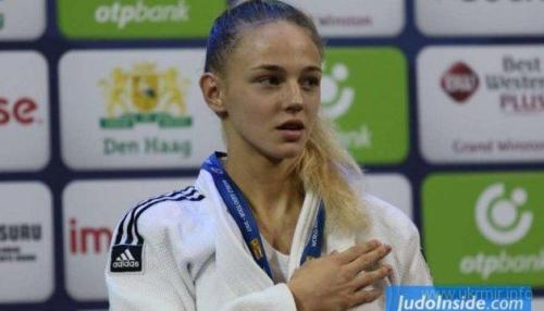 Украинская дзюдоистка победила на Гран-при Туниса