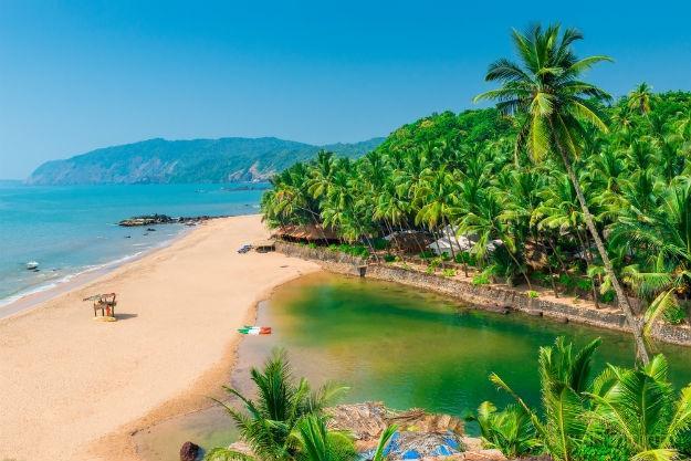 В райском штате Гоа говорят на конкани и немного на маратхи