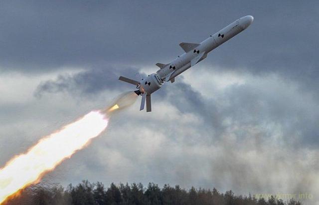 Українська крилата ракета - випробування пройдено
