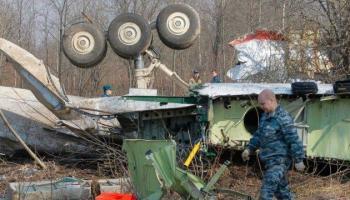 Англичане нашли следы тротила на обломках президентского Ту-154
