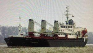 Арестовано российское судно, находящееся у побережья Одесской области