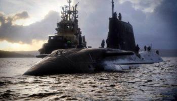 Британские подлодки подойдут на расстояние ракетного удара по Сирии