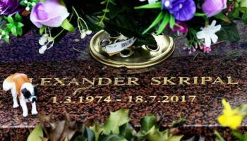 О странной скоропостижной смерти сына Скрипаля в Санкт-Петербурге