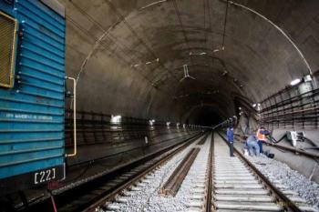 В Карпатах достроили тоннель в Европу