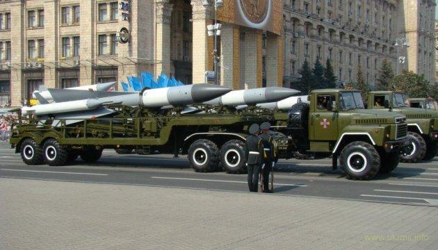Зенітні ракетні війська очікують значне поповнення новітнім озброєнням