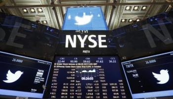 Акции Twitter-а рухнули на 20%