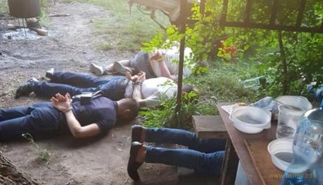 Полиция задержала 30+ криминальных авторитетов в Украине