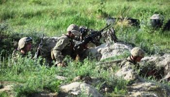 ООС: 36 вражеских обстрелов, обошлось без потерь