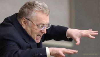 Жириновский истерит: Украине отдадут Белгород, Курск, Орел и Брянск