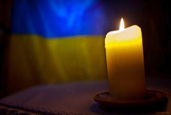 Свеча памяти для Героя